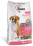 1st Choice Puppy All Breeds Sensitive skin&coat   2,72 кг