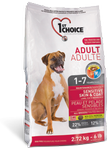 1st Choice Adult All Breeds Sensitive skin&coat 15 кг