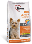 1st Choice Senior Toy&Small Breeds  7 кг