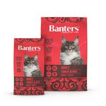 Banters Adult Cat Turkey Rice 2 кг