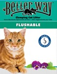 Better Way Flushable 5,44 кг