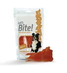 Brit Lets Bite Chicken Chips 80 гр