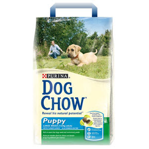 Dog Chow Puppy Large Breed 14 кг