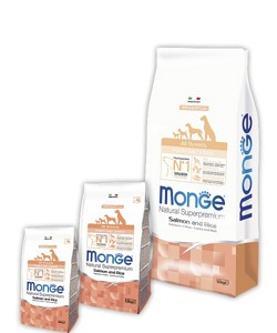 Monge Speciality Line All Breeds Puppy & Junior Salmone And Rice 12кг