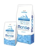 Monge Speciality Line All Breeds Adult Light salmone 2,5кг