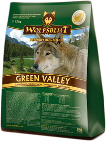 Wolfsblut Green Valley 2кг