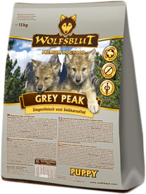 Wolfsblut Grey Peak Puppy 15кг